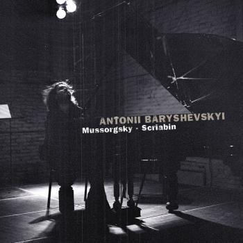 Cover Mussorgsky & Scriabin