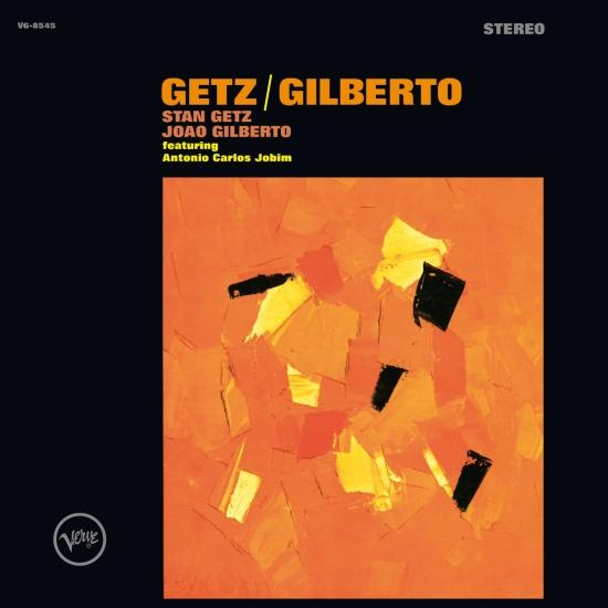 Cover Getz/Gilberto #1 (Remastered)