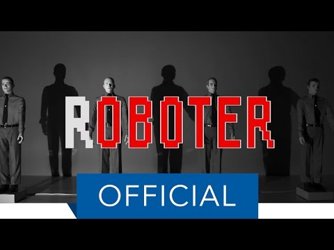Video Kraftwerk - Die Roboter (Official Music Video)