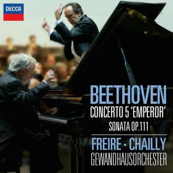 Cover Beethoven: Piano Concerto No.5 - Emperor / Piano Sonata No.32 in C Minor, Op.111