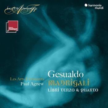 Cover Gesualdo: Madrigali, Libri terzo & quarto