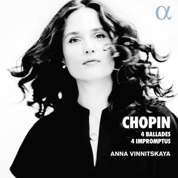 Cover Chopin: 4 Ballades & 4 Impromptus