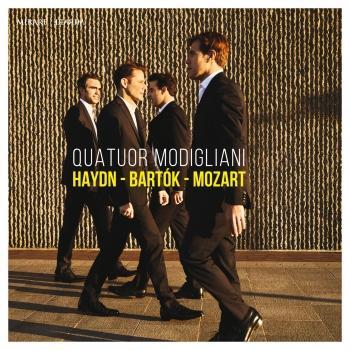 Cover Haydn - Bartók - Mozart