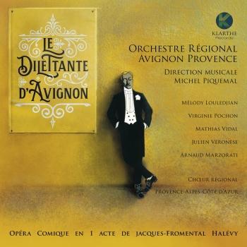 Cover Le Dilettante d'Avignon