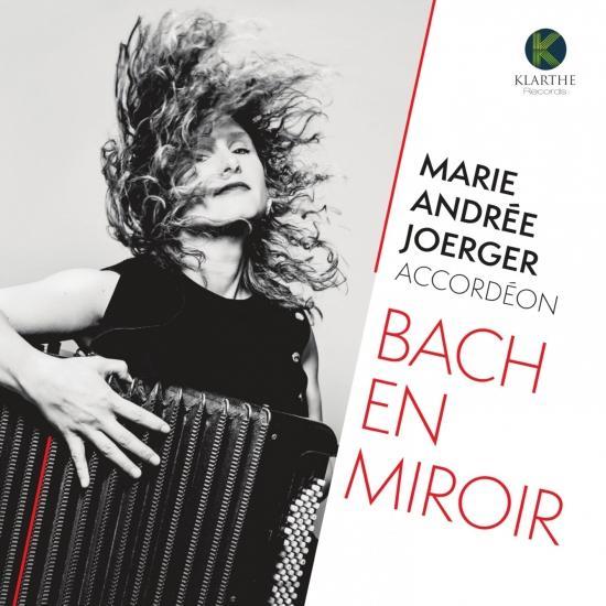 Cover Bach en miroir (Arr. for Accordion)