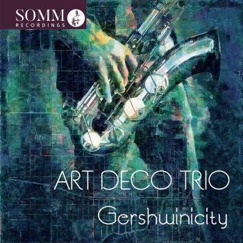 Cover Gershwinicity