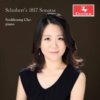 Cover Schubert's 1817 Sonatas