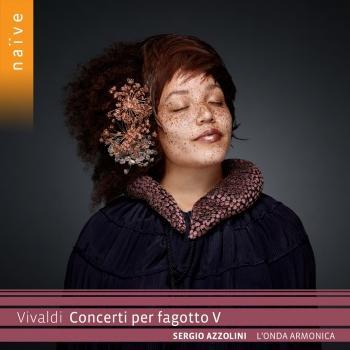 Cover Vivaldi: Concerti per fagotto V