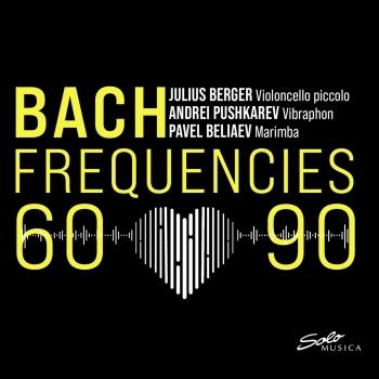 Cover Bach Frequencies 60-90