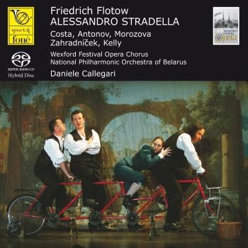 Cover Friedrich von Flotow: Alessandro Stradella