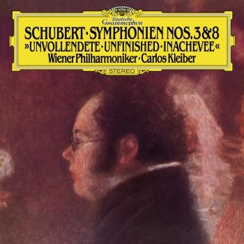 Cover Schubert: Symphonies Nos. 3 In D, D.200 & 8 In B Minor, D.759 - Unfinished