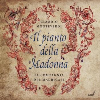 Cover Monteverdi: Il pianto della Madonna
