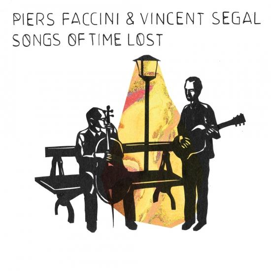 Cover Songs of Time Lost