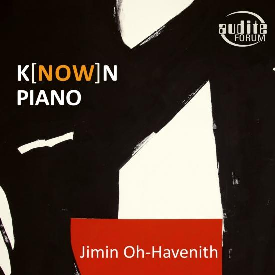 Cover K(NOW)n Piano