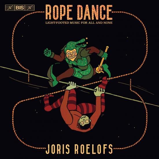 Cover Joris Roelofs: Rope Dance