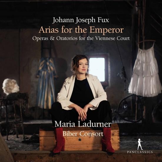 Cover Arias for the Emperor