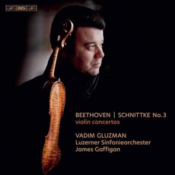 Cover Beethoven & Schnittke: Violin Concertos