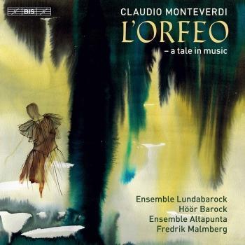 Cover Monteverdi: L'Orfeo, SV 318