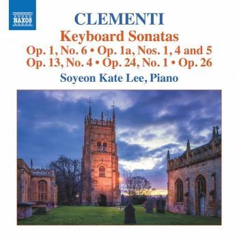 Cover Clementi: Keyboard Sonatas