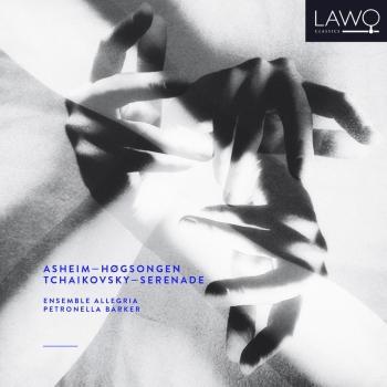 Cover Asheim: Høgsongen / Tchaikovsky: Serenade
