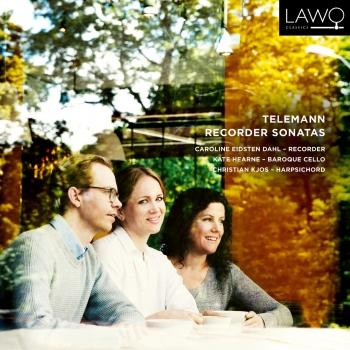Cover Telemann Recorder Sonatas