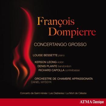 Cover Francois Dompierre: Concertango grosso