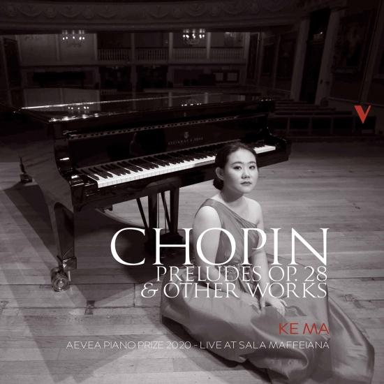Cover Chopin: Preludes, Op. 28 & Other Works (Live)