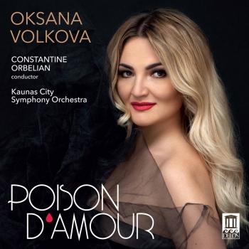Cover Poison d'amour