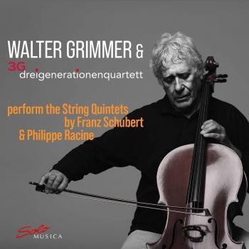 Cover Schubert & Racine: String Quintets