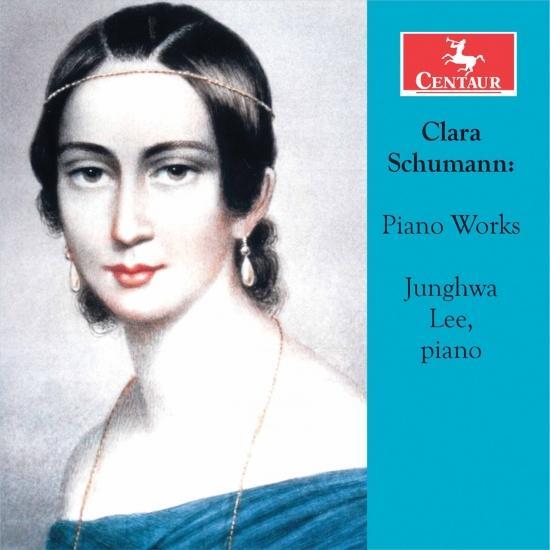 Cover Clara Schumann: Piano Works