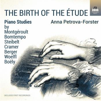 Cover The Birth of the Étude