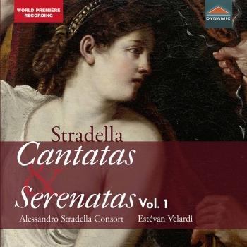 Cover Stradella: Cantatas & Serenatas, Vol. 1