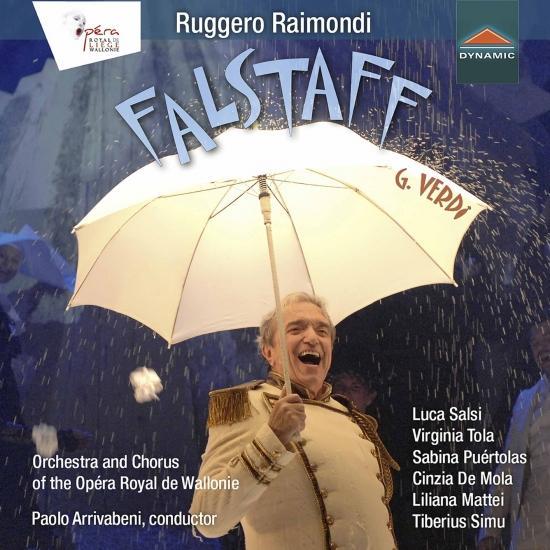 Cover Verdi: Falstaff (Live)