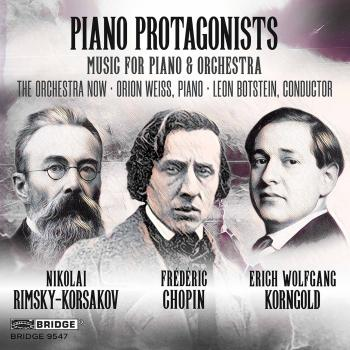 Cover Piano Protagonists