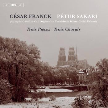 Cover Franck: Chorals et pièces pour grand orgue