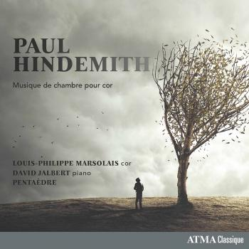 Cover Hindemith: Chamber Works