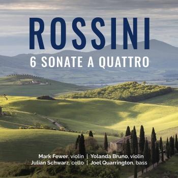 Cover Rossini: 6 Sonate a quattro