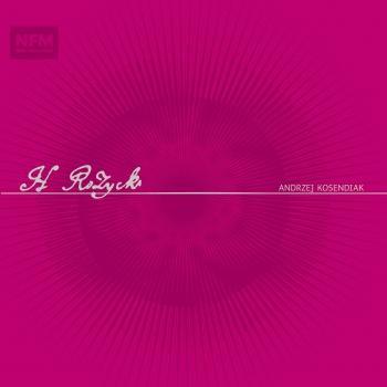 Cover Jacek Różycki: Hymns