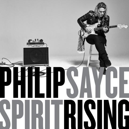 Cover Spirit Rising