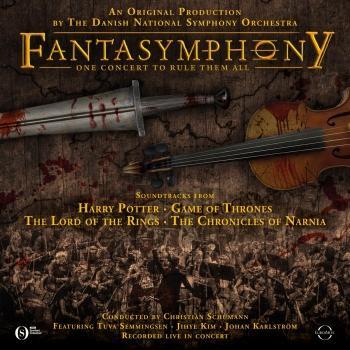 Cover Fantasymphony