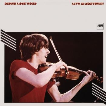Cover Didier Lockwood Live in Montreux