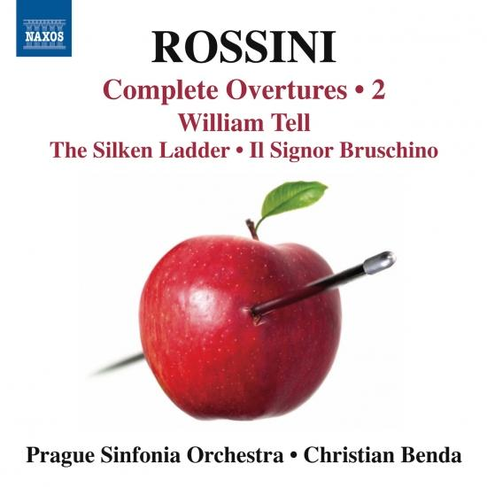 Cover Rossini: Complete Overtures, Vol. 2