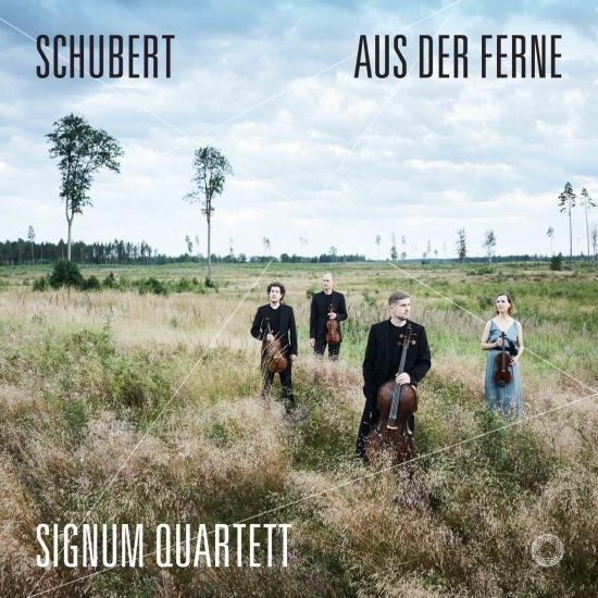 Cover Schubert: Aus der Ferne