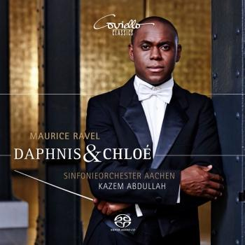 Cover Ravel: Daphnis & Chloé