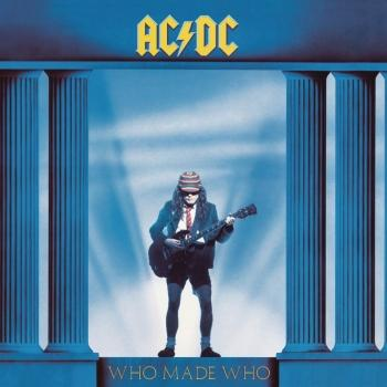 Cover Who Made Who (Remastered)