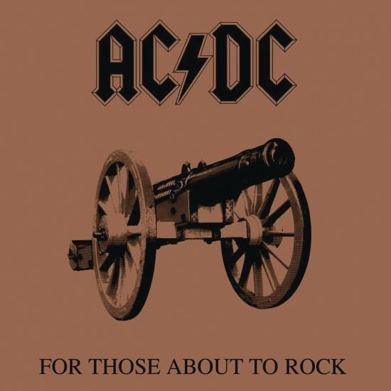 Cover For Those About to Rock (We Salute You) (Remastered)