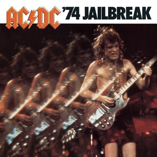Cover 74 Jailbreak (Remastered)