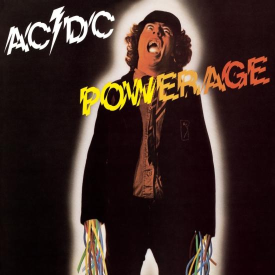 Cover Powerage (Remastered)