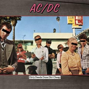Cover Dirty Deeds Done Dirt Cheap (Remastered)