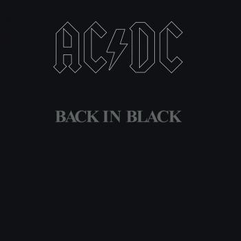 Cover Back In Black (Remastered)